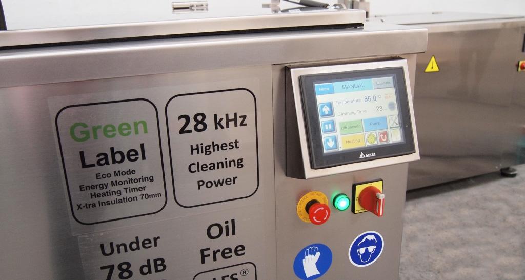 limpieza ultrasonidos tecnologia
