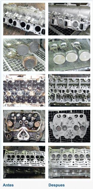 Nettoyage à ultrasons industriel et dégraissage